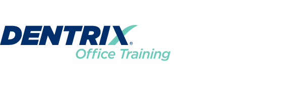 Dentrix Office Training