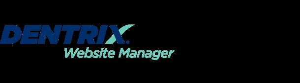 Dentrix Website Manager