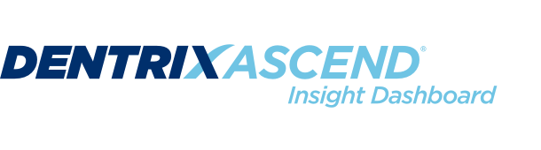 Dentrix Ascend Insights Dashboard